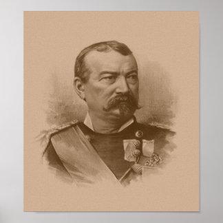 General Philip Sheridan -- Civil War Poster