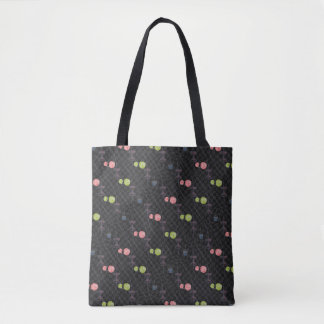 General Relativistic Universe (with curved grid) Tote Bag
