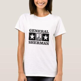 general Sherman art T-Shirt