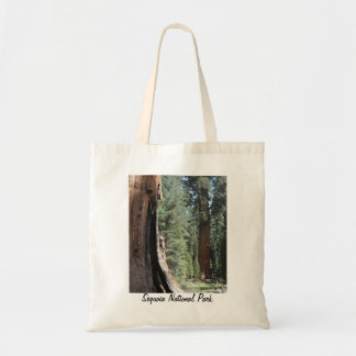 General Sherman Tree- Sequoia National Park Budget Tote Bag
