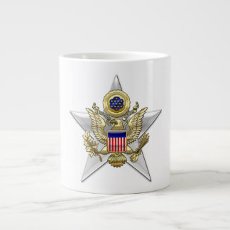 General Staff Branch Insignia Large Coffee Mug