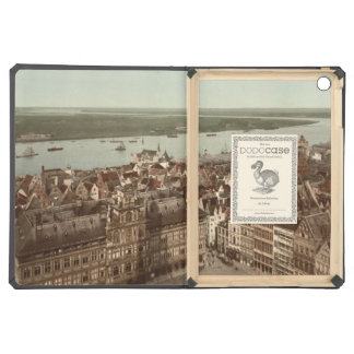 General View of Antwerp I, Belgium Cover For iPad Air