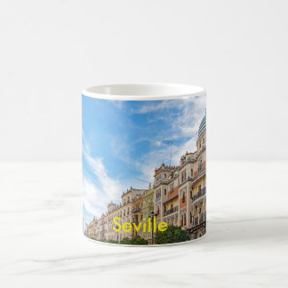 General view of the Avenue of the Constitution Coffee Mug
