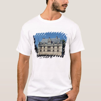 General view of the Chateau d'Azay-le-Rideau T-Shirt