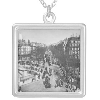 General view of the Place de la Madeleine Custom Jewelry
