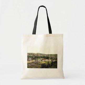 General view, St. Andreasburg, Hartz, Germany clas Bags