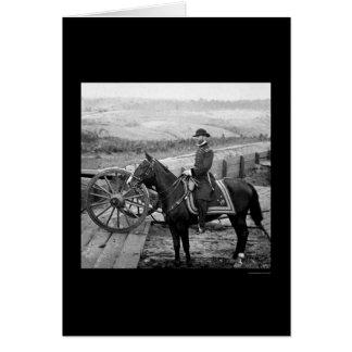 General William Tecumsah Sherman 1864 Card