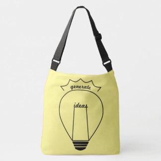 Generate Ideas Crossbody Bag