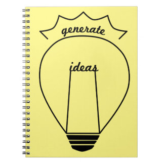 Generate Ideas Notebooks