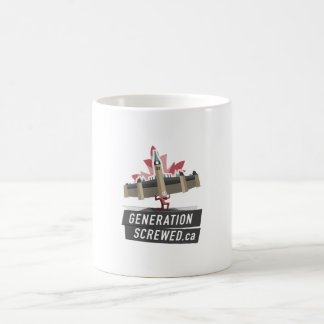 Generation Screwed Mug