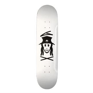 Generation X Custom Skateboard