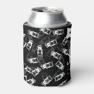 Generation X Pattern Can Cooler
