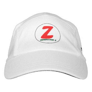 Generation Z performance hat