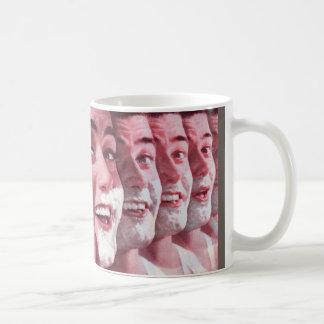 generations of shaving coffee mug