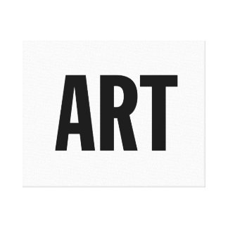 Generic Art Canvas Print