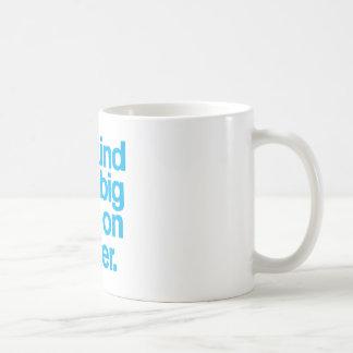 Generic Comedy™ / Big Deal on Twitter. Coffee Mug