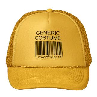 GENERIC COSTUME MESH HAT