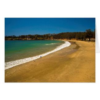 Generic Greating Card Beach