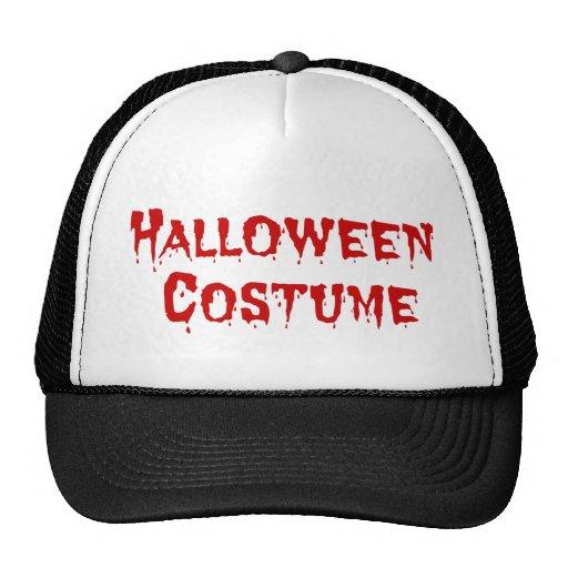 Generic Halloween Costume Trucker Hats