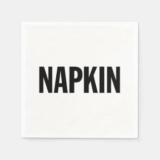 Generic Napkin Paper Serviettes