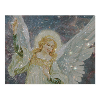 Generous -  Guardian Angel of Generosity Postcard