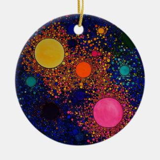 Genesis Ceramic Ornament