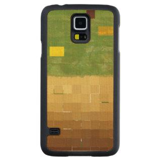 Genesis Day 3: Vegetation 2014 Maple Galaxy S5 Case