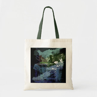 Genesis Day 5: Creatures Budget Tote Bag