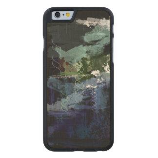Genesis Day 5: Creatures Carved® Maple iPhone 6 Slim Case