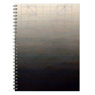 Genesis Day 7: Rest Spiral Notebook