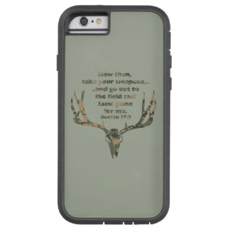 Genesis Hunting Quote iPhone case Tough Xtreme iPhone 6 Case