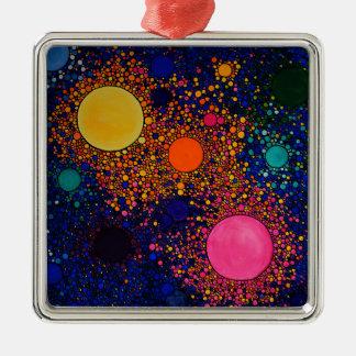 Genesis Metal Ornament