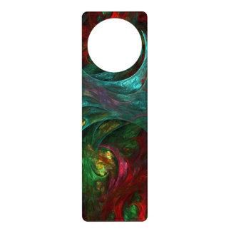 Genesis Nova Abstract Art Door Hanger