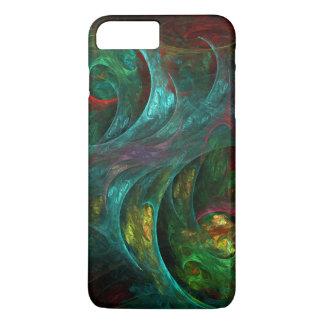 Genesis Nova Abstract Art iPhone 7 Plus Case