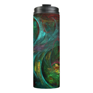 Genesis Nova Abstract Art Thermal Tumbler