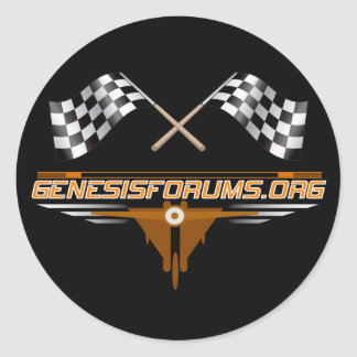 Genesisforums.org Sticker