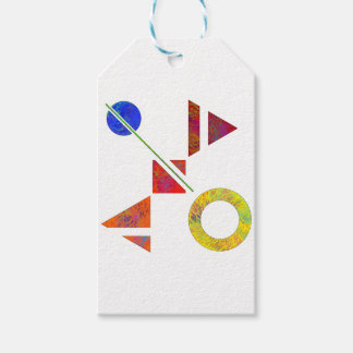 Genessium - birth of maths gift tags