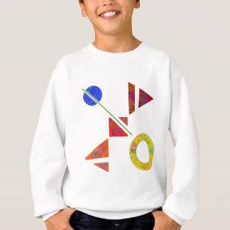 Genessium - birth of maths sweatshirt