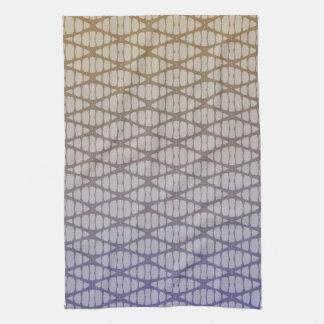 Genetic Purple Sand Tea Towel