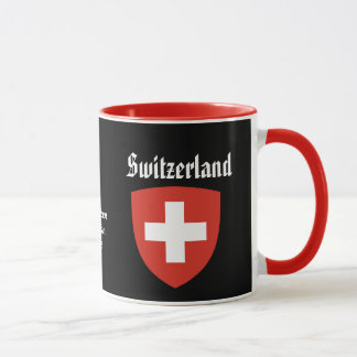Geneva* Coat Arms Coffee Mug