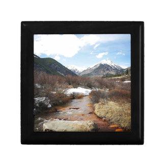 Geneva Creek In The Fall Gift Box