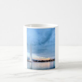Geneva fountain, Switzerland Coffee Mug