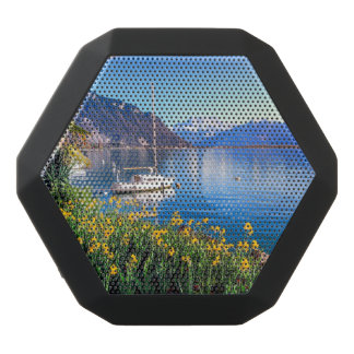 Geneva lake at Montreux, Vaud, Switzerland