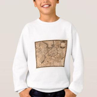 Geneva Switzerland 1773 Sweatshirt