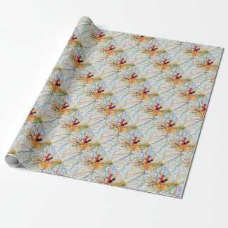 Geneve, Geneva, Switzerland Wrapping Paper