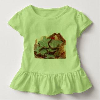 Genger Bread Star Cookies Toddler T-Shirt