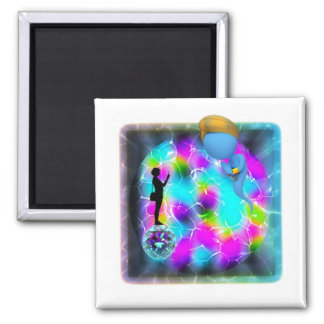 Genie Code Magnet