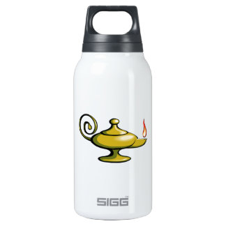 Genie Lamp Insulated Water Bottle