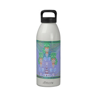 Genie On a Bottle Reusable Water Bottles