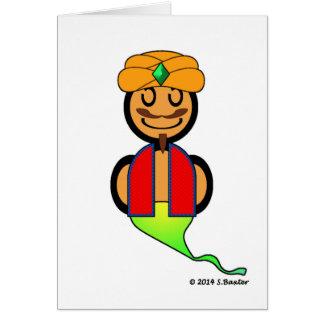 Genie (plain) card